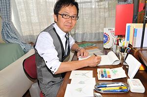 横谷夏也の画像